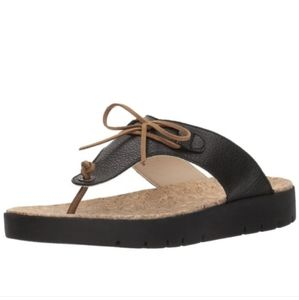 Sperry Sunkiss Cara Sandal size 6.5M black